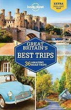 LONELY PLANET GREAT BRITAIN'S BEST TRIPS - DIXON, BELINDA/ BERRY, OLIVER/ DI DUC