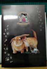 MALAYSIA Original Empty Stamp Folder 2011 Children's Pet Rabbit Cat Haiwan Kanak