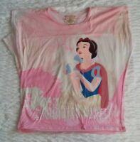 Snow White Greetings From the Enchanted Forest Disney Couture Jeweled M Shirt