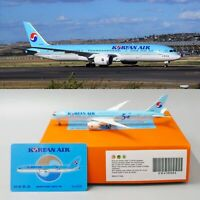 ** SALE ** Korean Air B787-9 Reg: HL8081 JC Wings Scale 1:400 Diecast Model