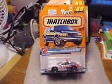 Matchbox #89 D.A.R.E. Camaro Police Car