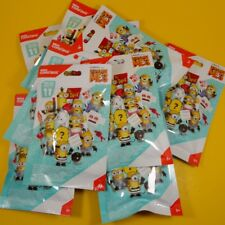 Mega Construx Despicable Me 3 MINIONS Series 11 - Complete SET of 12 -New/Sealed