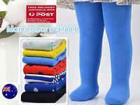 Girls Baby Kids Infant Cotton Mix Warm Bottoms Tights Pants Pantyhose Stockings