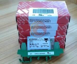 1PCS Carlo gavazzi RP1D060D4M1 Relais Neu IN Karton