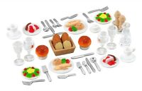 Sylvanian Families furniture Doll Accessory Dinner Set  From Japan