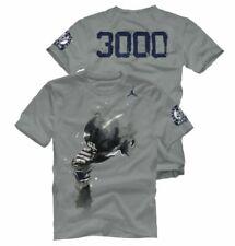 DEREK JETER DJ3K New York Yankees 3000 Hits Nike Jordan Brand T-Shirt - Size XL