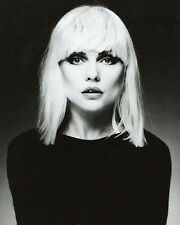 Blondie Debbie Harry Fantastic Profile BW 10x8 Photo