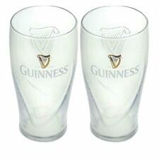 Guinness 440ml Glasses - Set of 2 (New in Box)