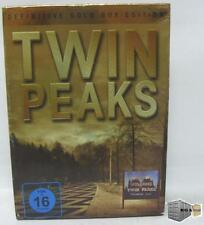 Twin Peaks: The Gold Box - Definitive Gold Box Edition - DVD -