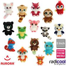 Aurora YOOHOO AND FRIENDS 5 INCH PLUSH Cuddly Soft Toys Childrens Teddy Kids New