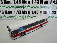 PL195H 1/72 IXO IST déagostini POLOGNE BUS autocar : JELCZ PR 110U berliet