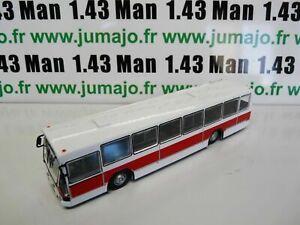PL195 1/72 IXO IST déagostini POLOGNE BUS autocar : JELCZ PR 110U berliet