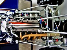 Vintage Race Car 1 Mclaren Racer Rare Exotic 1970s GP F Indy 500 Sport Metal 12