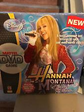 Hannah Montana Encore Edition DVD Game