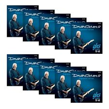 GHS Strings GB-DGF-10 SET Dave Gilmour Electric Guitar Strings, 10 SETS, 10-48