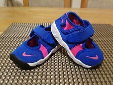 Nike Rift Zapatillas Niño Chicas Pequeño Tamaño UK5.5 EU22 Original Buenas Condiciones