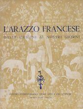 L'arazzo francese, Palazzo Grassi, catalogo mostra, De Luca editore, 1953