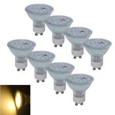 10er GU10 LED Lampe Spot Glühbirne warmweiß 5W ersetzt 50 Watt Halogen 400 Lumen