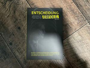 Dirk Kreuter - Entscheidung: Erfolg - Buch