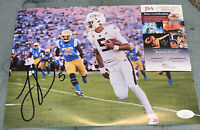 ARIZONA STATE JAYDEN DANIELS SIGNED AUTOGRAPHED 8X10 PHOTO JSA CERT HH76162