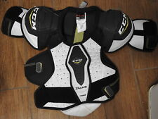 "CCM TACKS Hockey Shoulder Pads Junior Large 32-35"" Chest 5-2"" - 5-6"" Height"