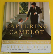 Capturing Camelot 2012 Stanley Tretick's Kennedy Family Images NEW Photos! SEE!