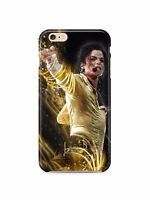 Michael Jackson The King iPhone 4S 5 6S 7 8 X XS Max XR 11 Pro Plus Case 18