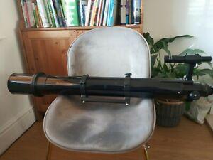 """Celestron C4R 4"""" Long Tube Refractor Telescope OTA"""