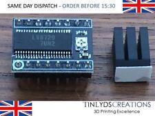 LV8729 motor paso a paso 4 capas PCB controlador con disipador de calor diseño silencioso Impresora 3D