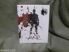 Free*PostageNew The Raid Redemption KIMCHIDVD Blu Ray Steelbook White Slip