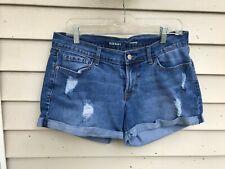 old navy boyfriend shorts Jeans STRETCH Size 8 REG