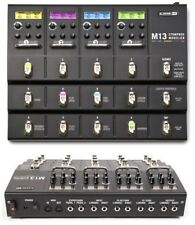 LINE 6 M13 STOMPBOX MODELER GUITAR EFFECTS PEDAL & POWER SUPPLY HD 400 500 500X