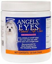 Angels Eyes Natural Tear Stain Remover, Soft Chews, Chicken Flavor, 120 Chews