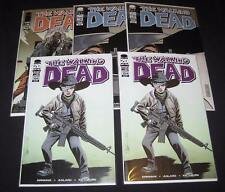 The Walking Dead Lot of 5 | # 104, 104, 105, 105 & 108 Ave grade NM- Free Ship