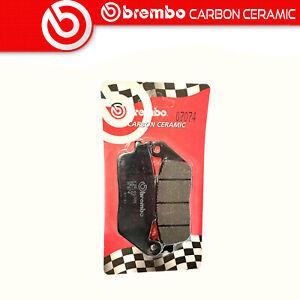 Pastiglie Freno Brembo Carbon Ceramic Anteriori Per HONDA CB 500 PC26 1994>1996