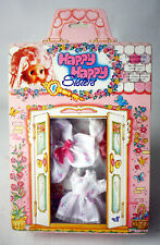 RARE VINTAGE 80'S HAPPY SISTERS DOLL OUTFIT CLOTHES EL GRECO GREECE NEW 5 !