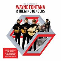 Wayne Fontana - The Very Best Of Wayne Fontana and The Mindbenders [CD]