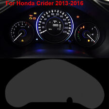 For Honda Crider 2013-2016 Car Screen Protector HD PET Dashboard Protection Film