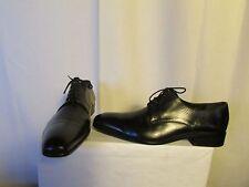 chaussures Chiara&john cuir noir 40