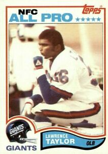 1982 Topps Football Pick Complete Your Set #404-528 RC Stars ***FREE SHIPPING***
