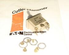 Eaton 8531k4 Full Size 2 Position Sealed Toggle Switch Dpdt 15a 115v 15 Amp