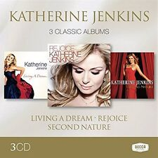 Katherine Jenkins - 3 Classic Albums (2014)  3CD  NEW/SEALED  SPEEDYPOST