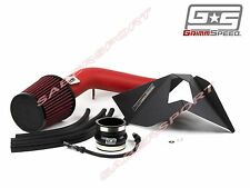 GrimmSpeed (Red) StealthBox Air Intake Kit for 2015-2017 Subaru WRX +21whp