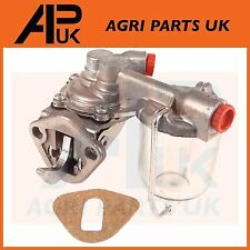 New Tractor Fuel Lift Pump glass bowl Massey Ferguson 35 35X 133 135 140 145 152