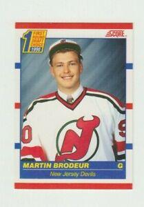 Martin Brodeur Rookie 90-91 Score Canadian 1990-91