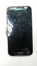 Samsung Galaxy S5 SM-G900P - 16GB -Black(Sprint)**CRACKED SCREEN**FOR PARTS**
