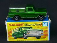 Matchbox MB50-A5 Superfast - Kennel Truck in Type G Box