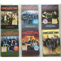 Chicago Fire: The Complete Season 1 2 3 4 5 6 (DVD, 2018, 34-Disc box Set)