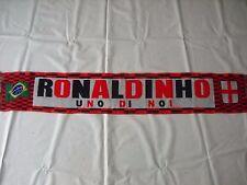 d52 sciarpa MILAN AC football club calcio scarf bufanda italia italy ronaldinho