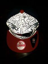 New England Patriots New Era 9fifty Reflective Design Cap Vintage Collection